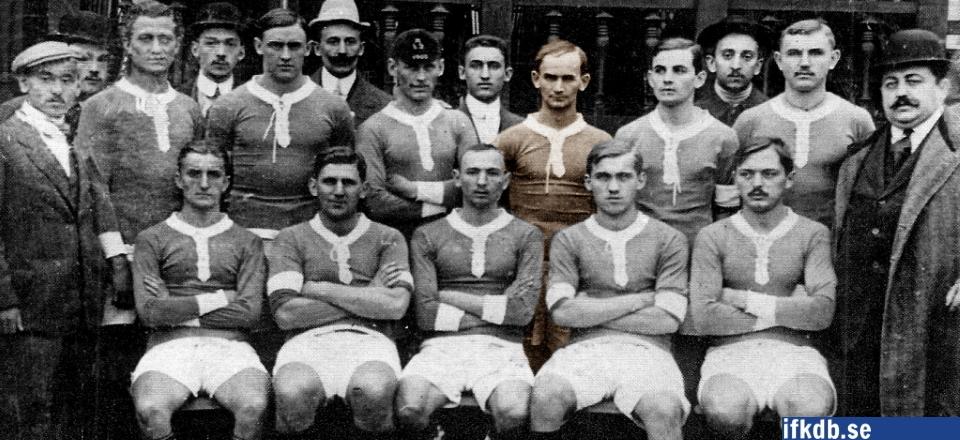 Blåvitts första tränare dog i Förintelsen