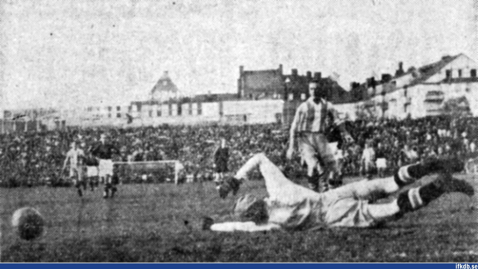 Sunday 14th of October 1945: AIK – IFK Göteborg 3–1