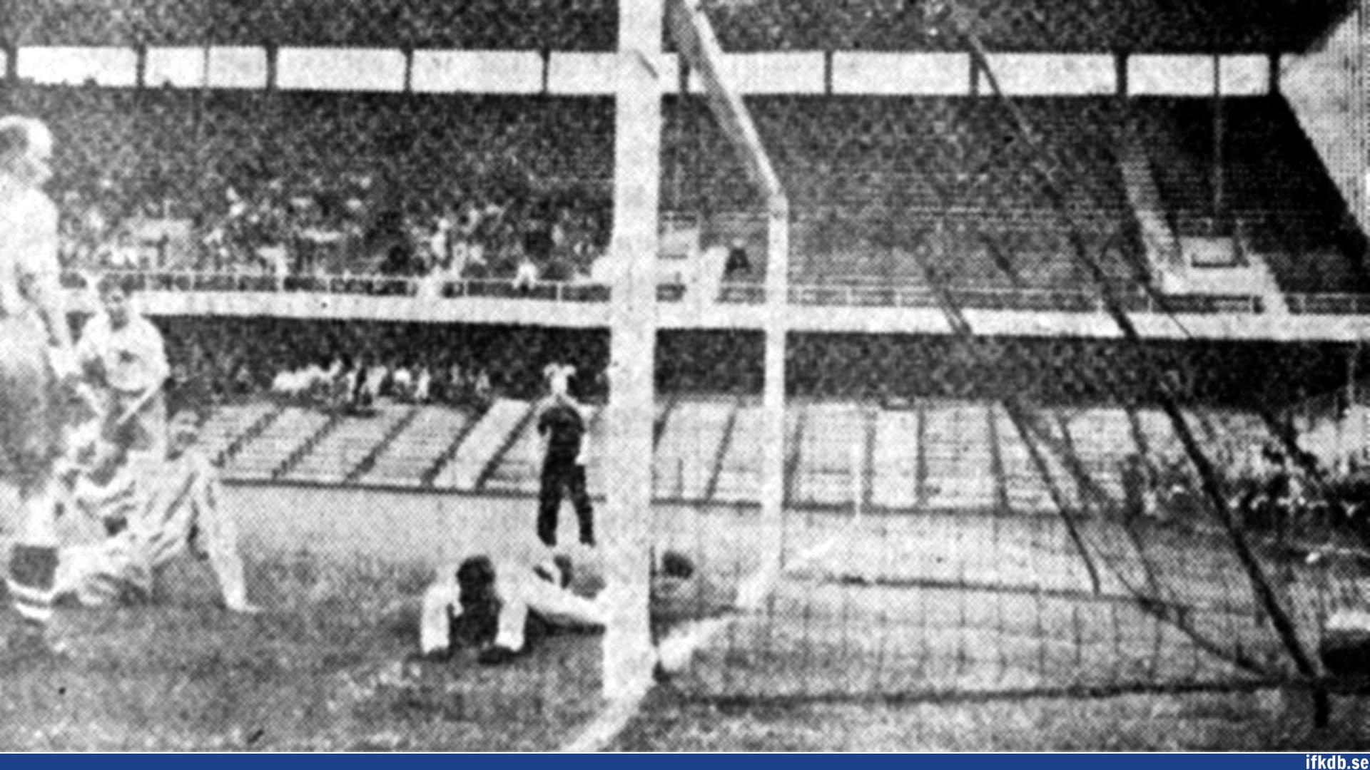 Sunday 22nd of July 1945: IFK Göteborg – IFK Norrköping (n)  2–7
