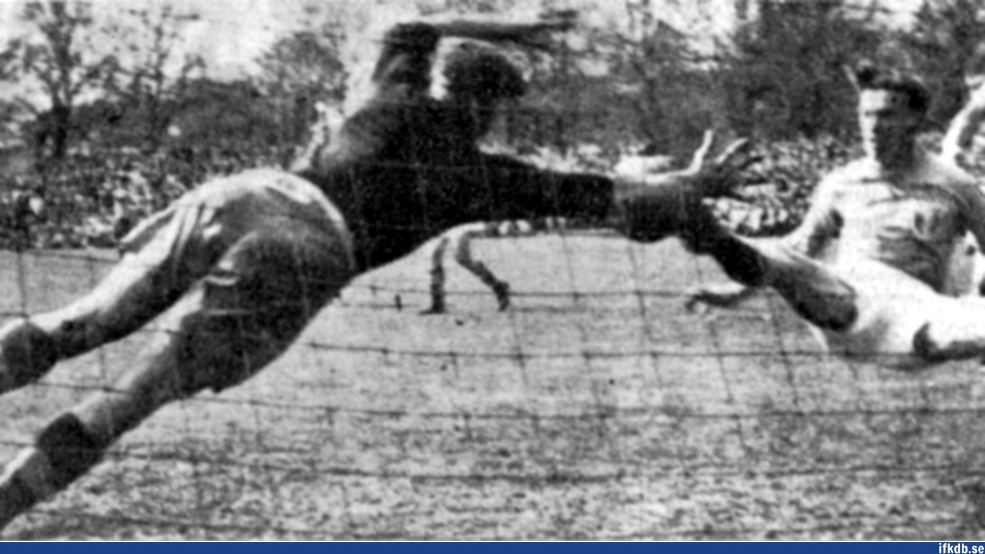 Sunday 4th of May 1952: Malmö FF – IFK Göteborg 2–1