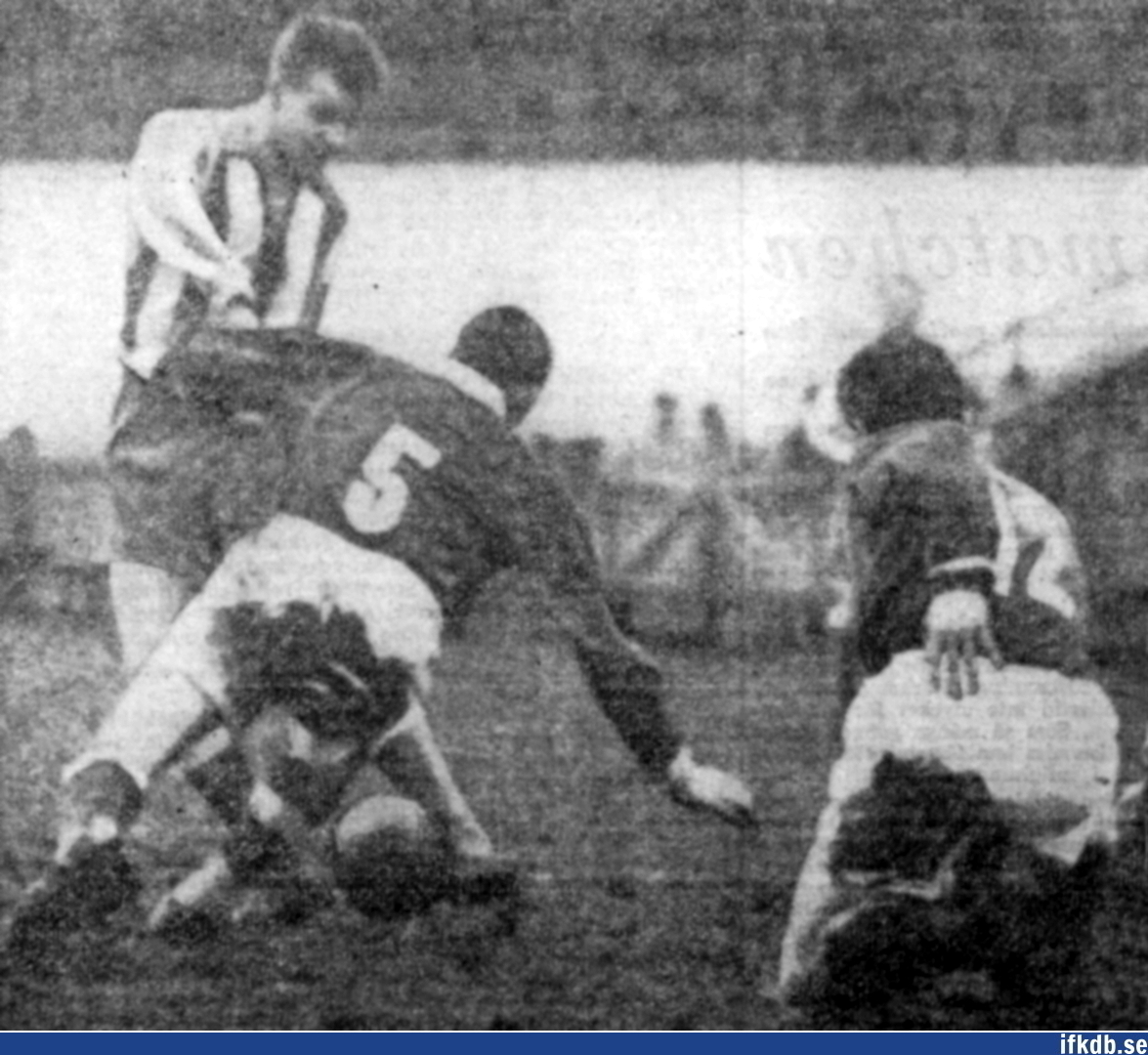 Wednesday 8th of April 1959: IFK Göteborg – GIF Sundsvall 10–2