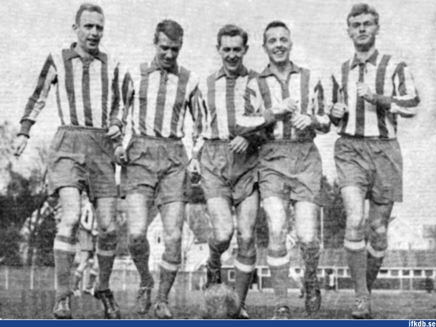 Saturday 8th of April 1961: Norrby IF – IFK Göteborg 0–2