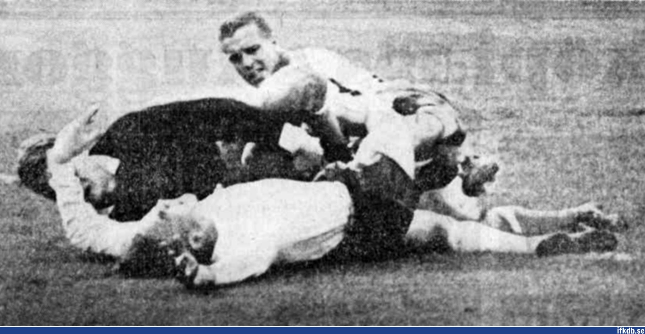 Sunday 15th of September 1963: IFK Göteborg – Örebro SK 1–3