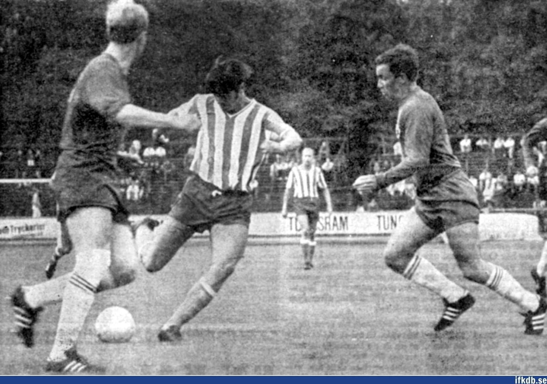 Tuesday 22nd of July 1969: Helsingborgs IF – IFK Göteborg 5–3