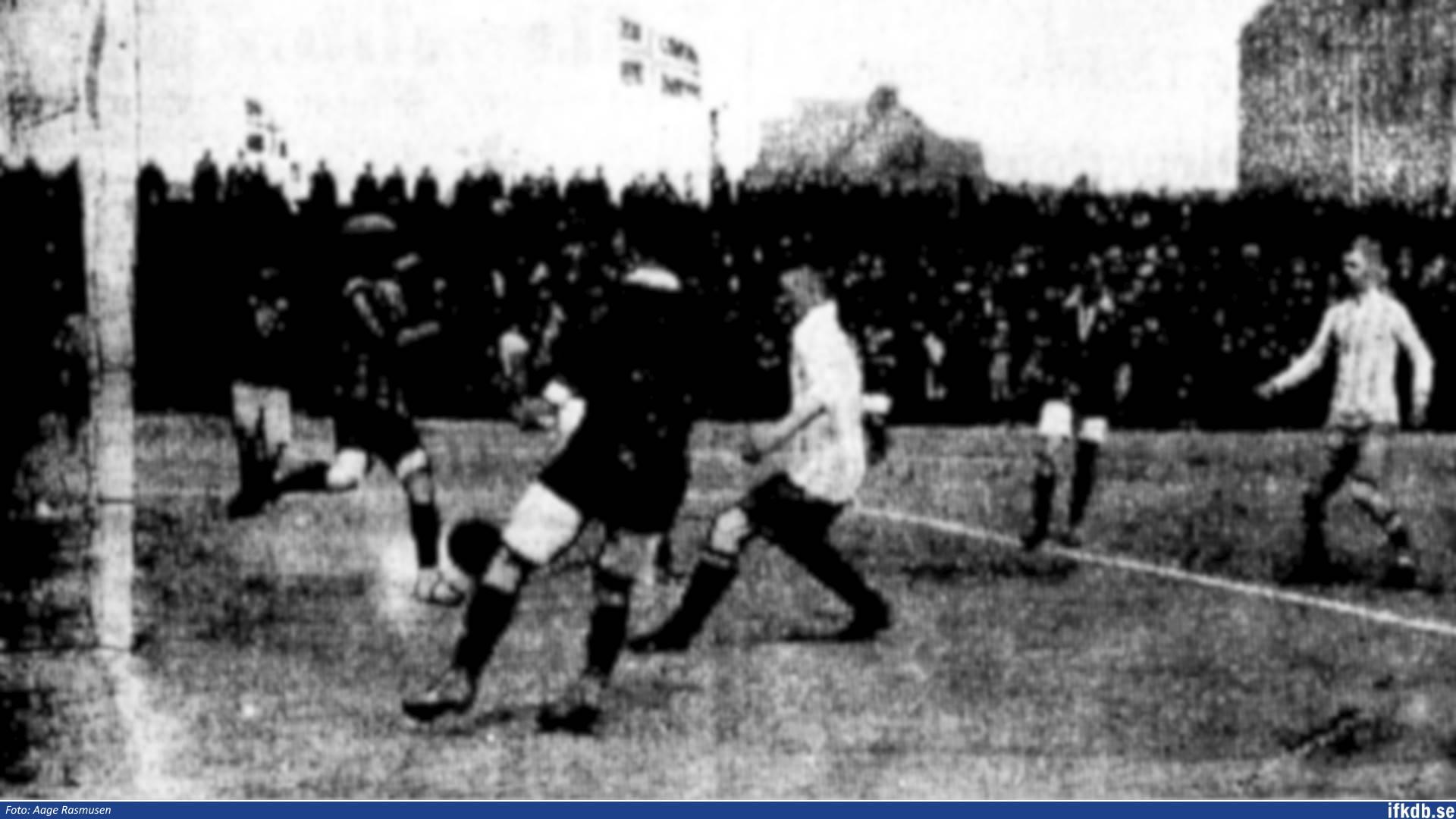 Sunday 23rd of May 1915: Frigg Oslo FK – IFK Göteborg 1–3