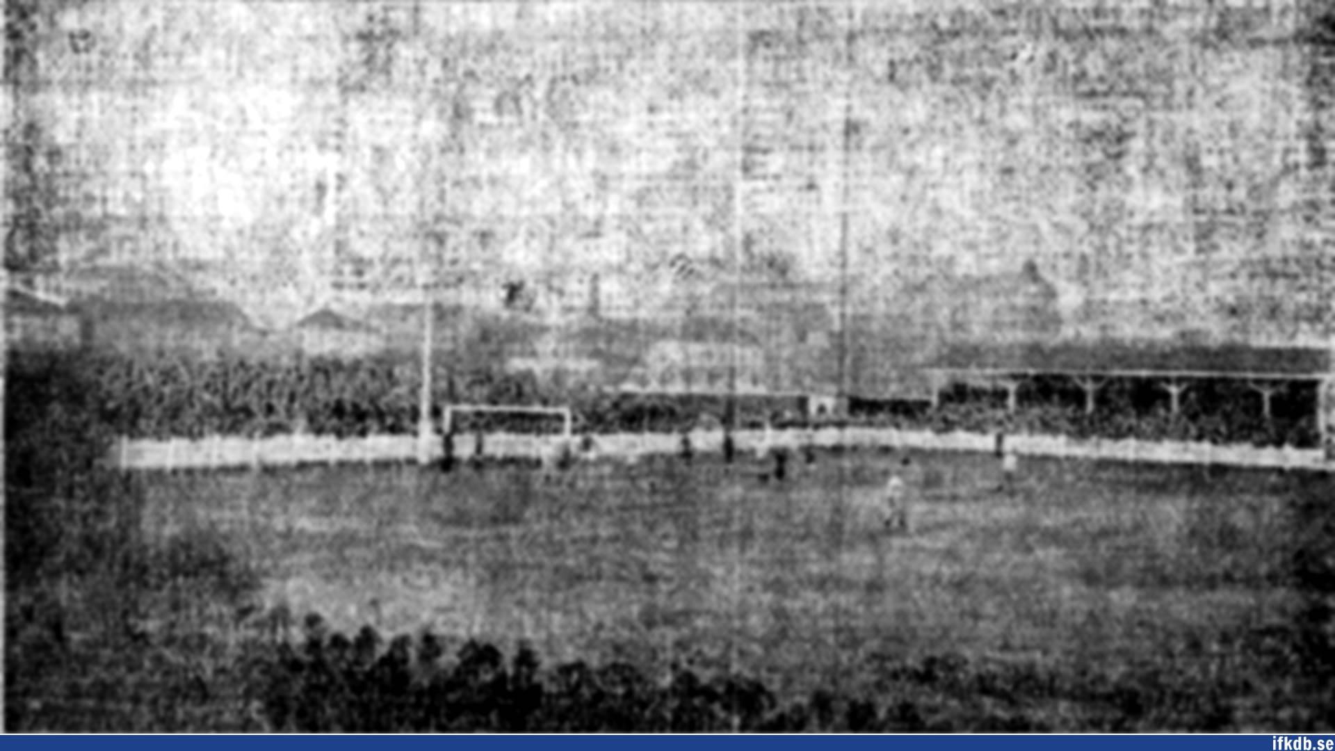 Friday 4th of May 1917: IFK Göteborg – Kjøbenhavns BK 0–2