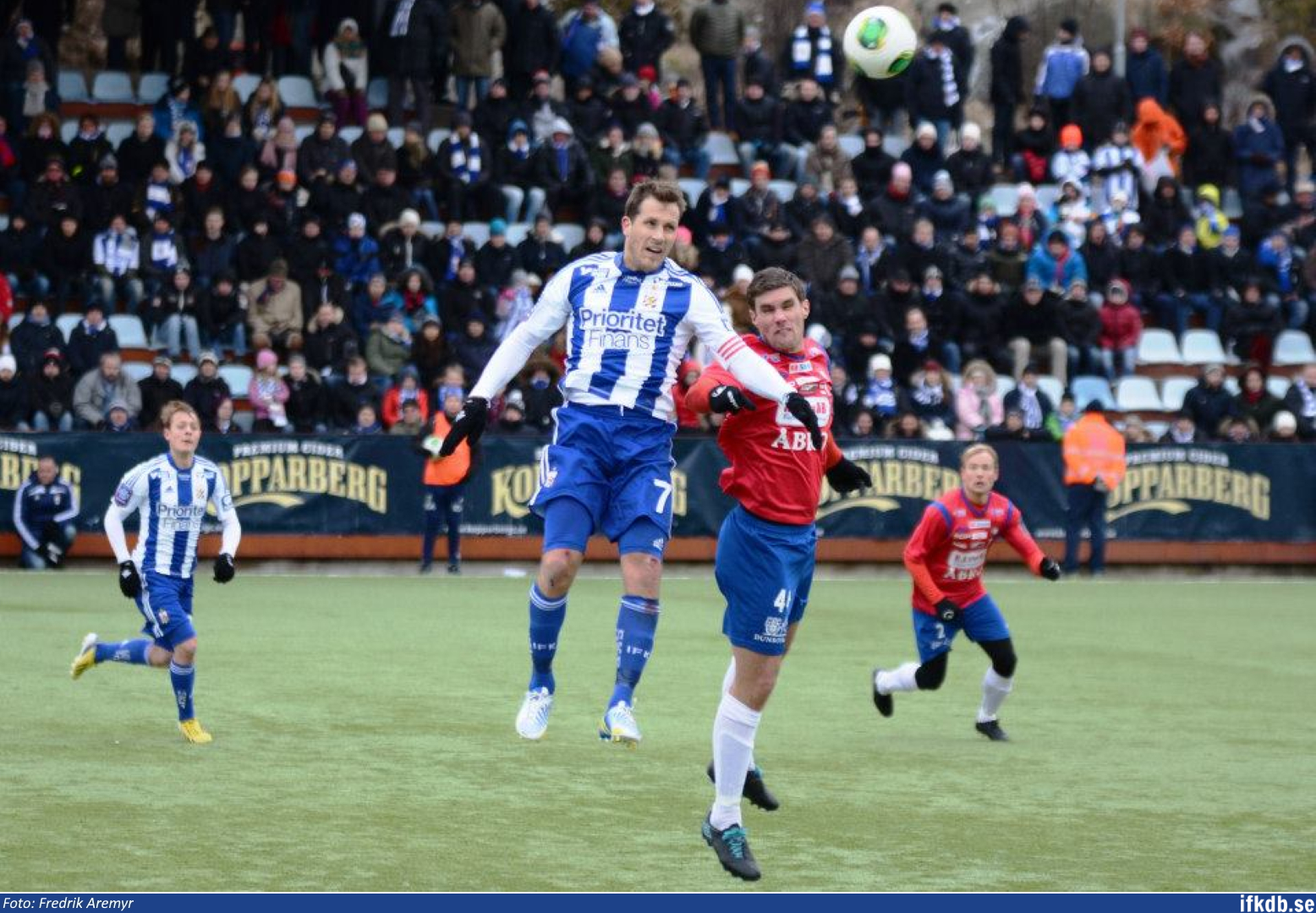 Saturday 23rd of February 2013: IFK Göteborg – Örgryte IS 2–0