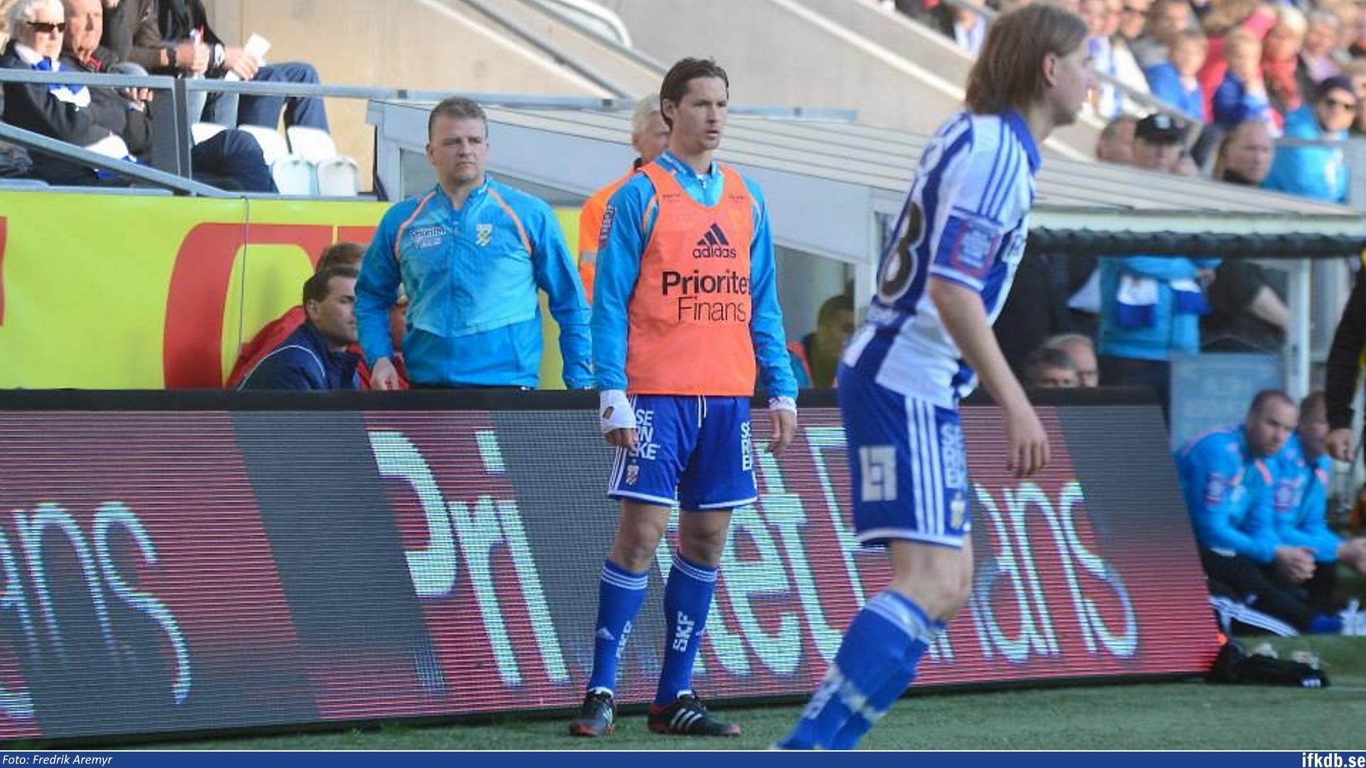 Sunday 4th of May 2014: IFK Göteborg – IF Elfsborg 0–0