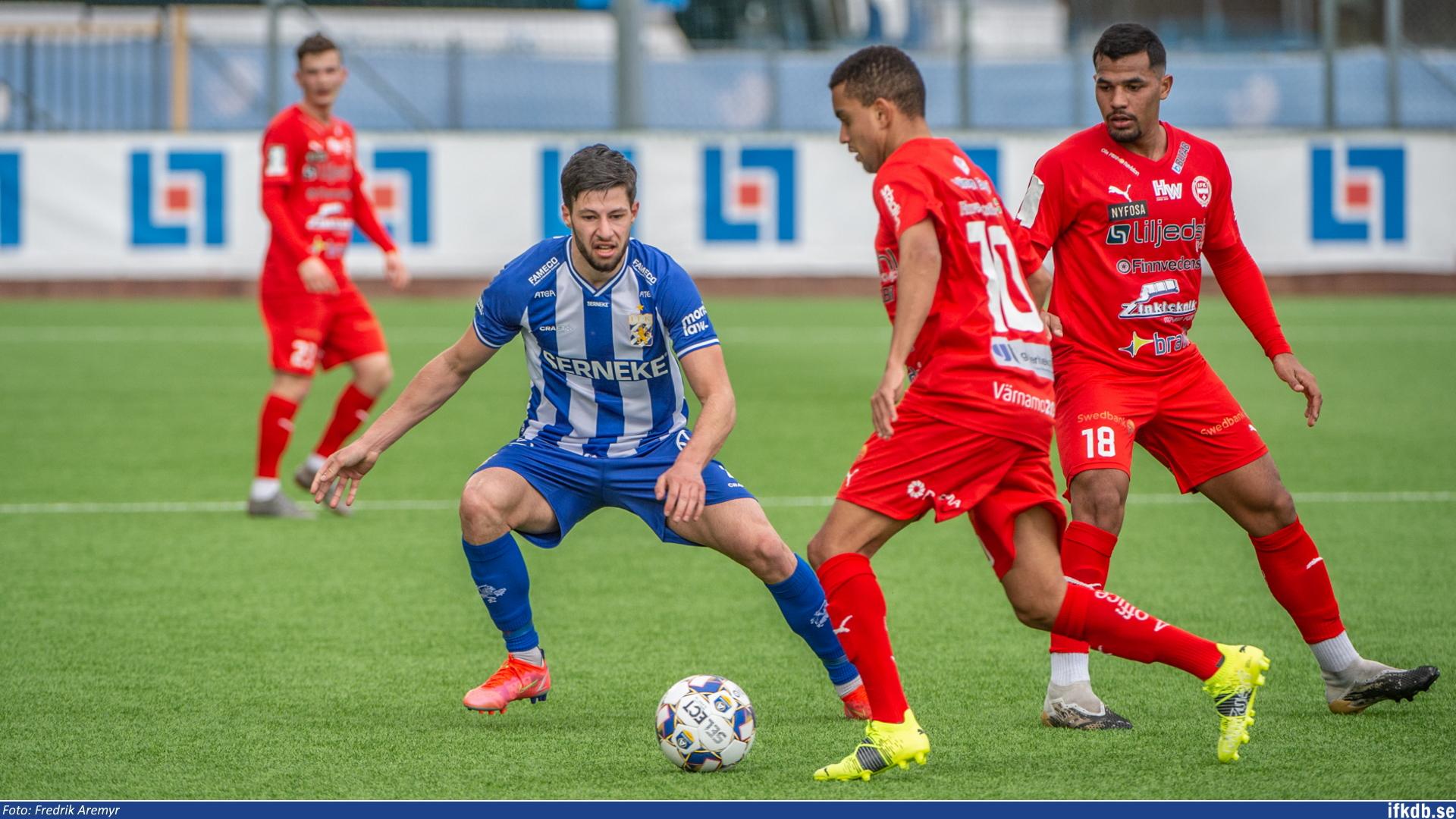 Friday 2nd of April 2021: IFK Göteborg – IFK Värnamo 3–3
