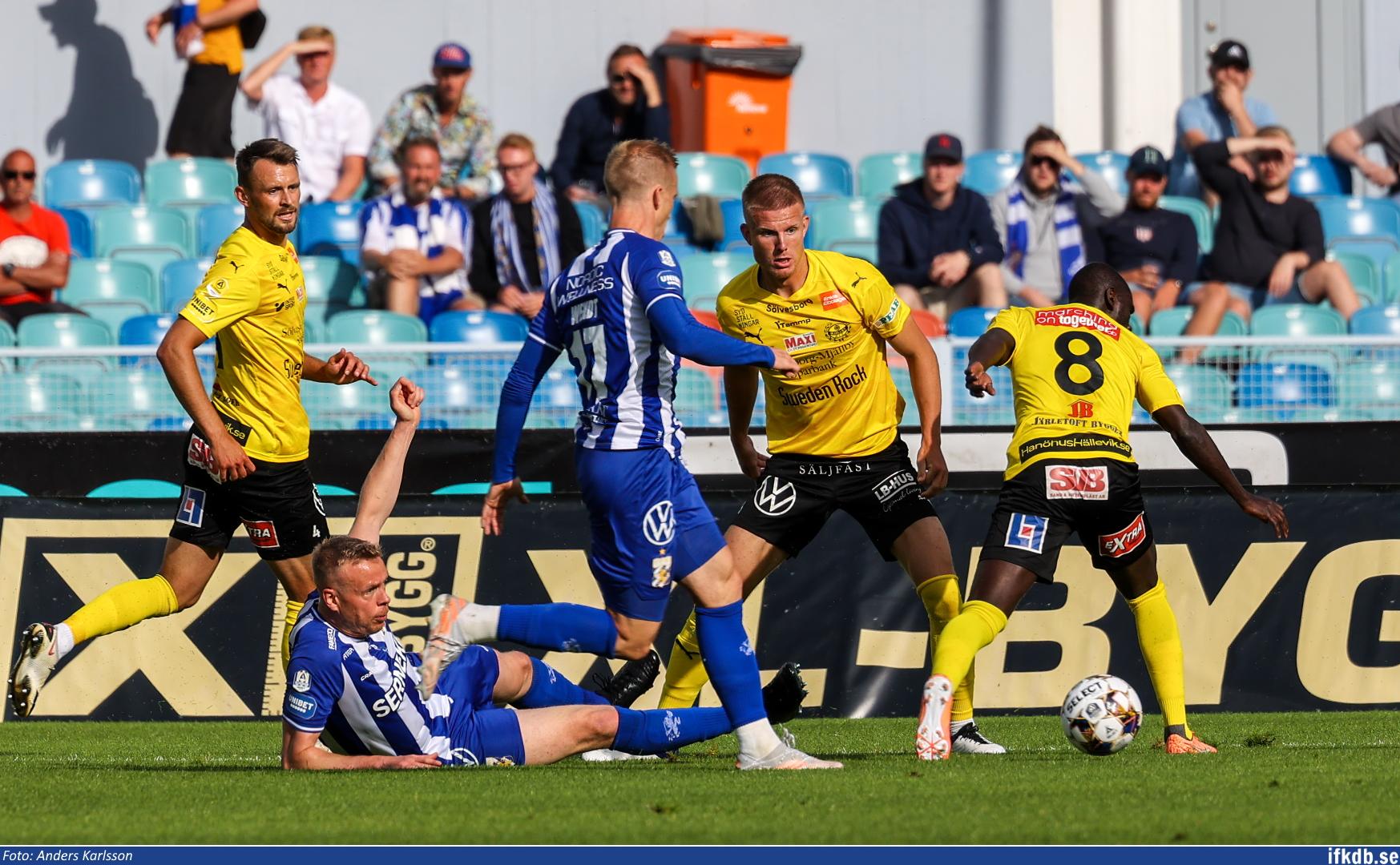 Sunday 18th of July 2021: IFK Göteborg – Mjällby AIF 3–2