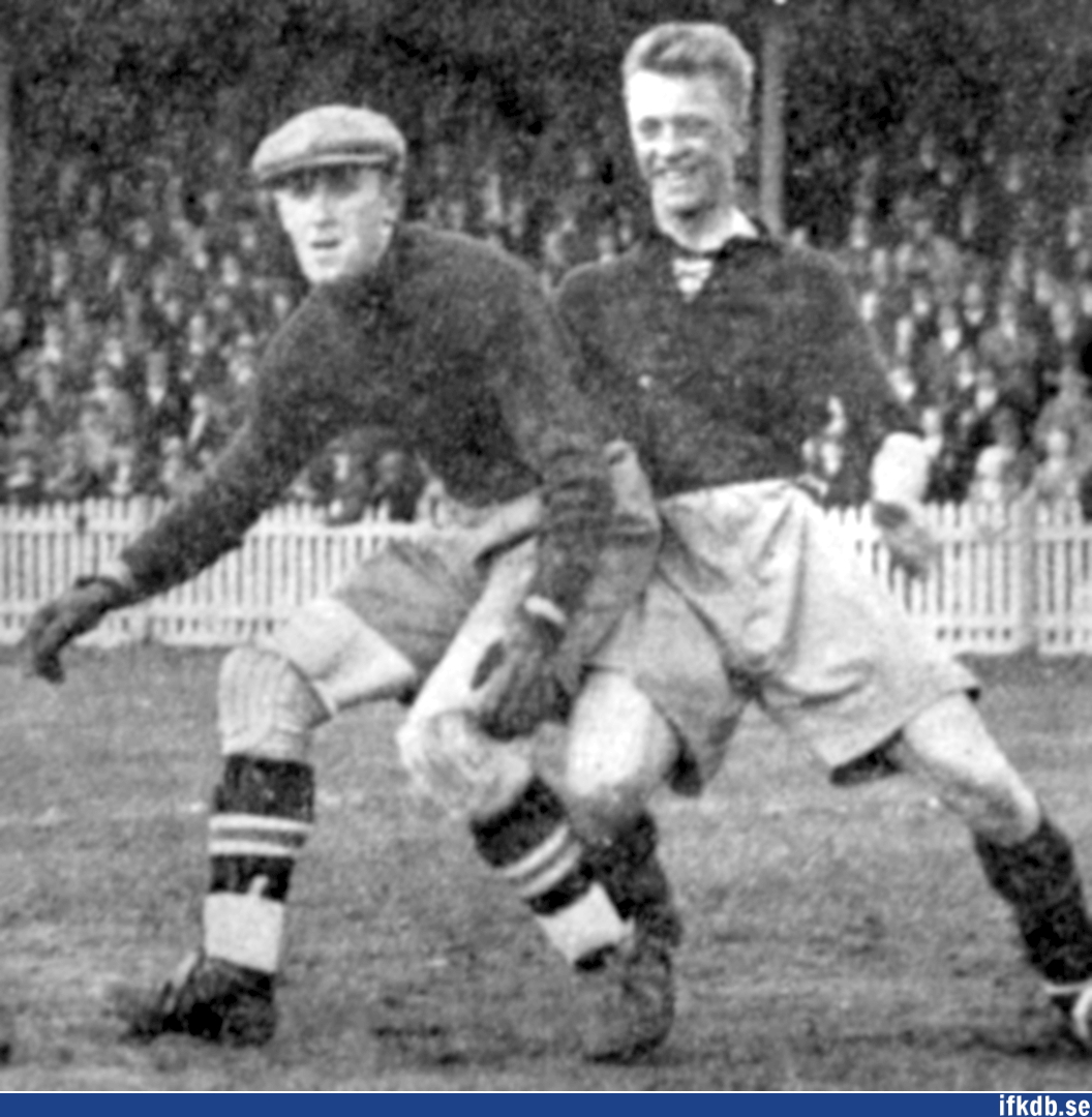 Friday 4th of May 1934: Örgryte IS – IFK Göteborg 3–0