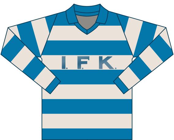 Alternativ målvaktströja 1913