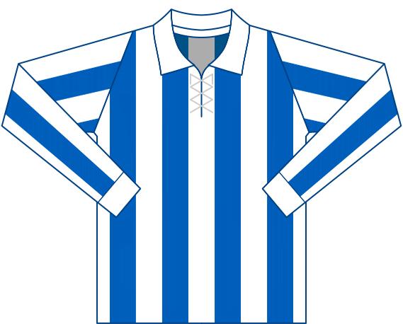 Home kit 1944-45