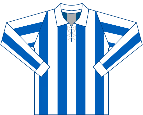 Home kit 1945-46