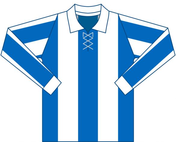 Alternative kit 1949-50