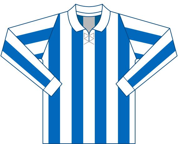 Home kit 1950-51