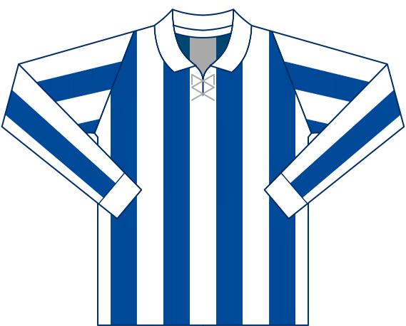 Home kit 1953-54