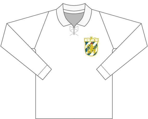 Away kit 1953-54