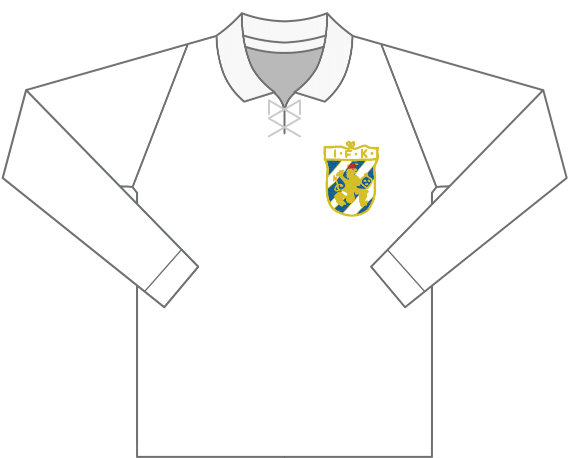 Away kit 1955-56