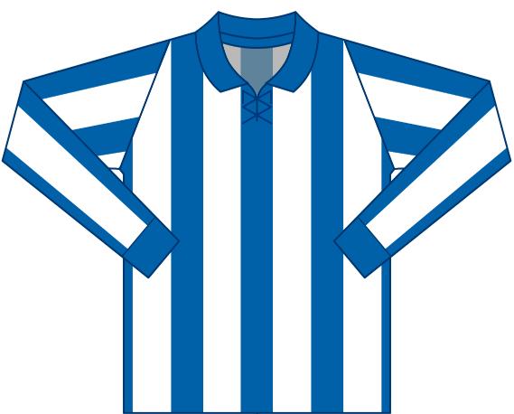 Home kit 1957-58