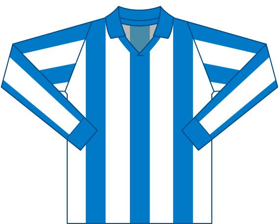Home kit 1966