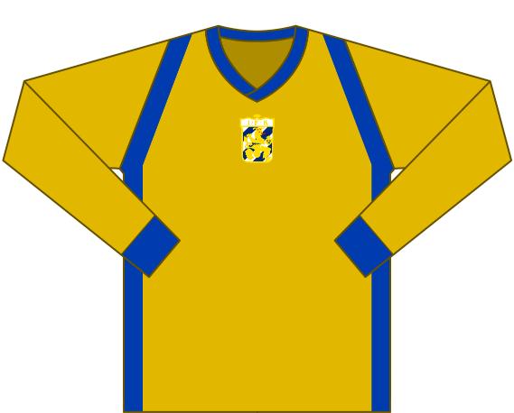 Away kit 1972