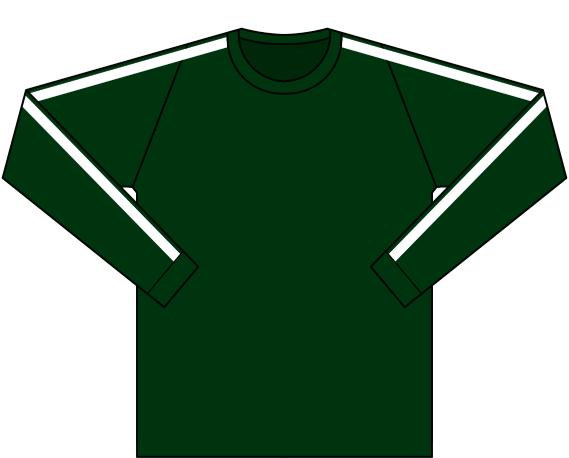 Målvaktströja 1974