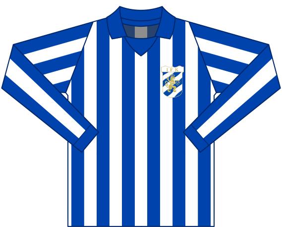 Home kit 1976