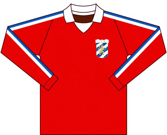 Målvaktströja 1977