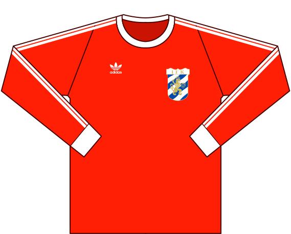Alternativ målvaktströja 1978
