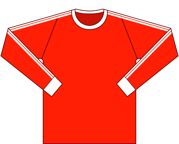 Målvaktströja 1979