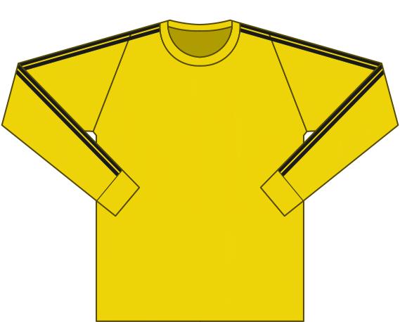 Alternativ målvaktströja 1979