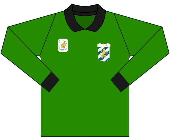 Målvaktströja 1980
