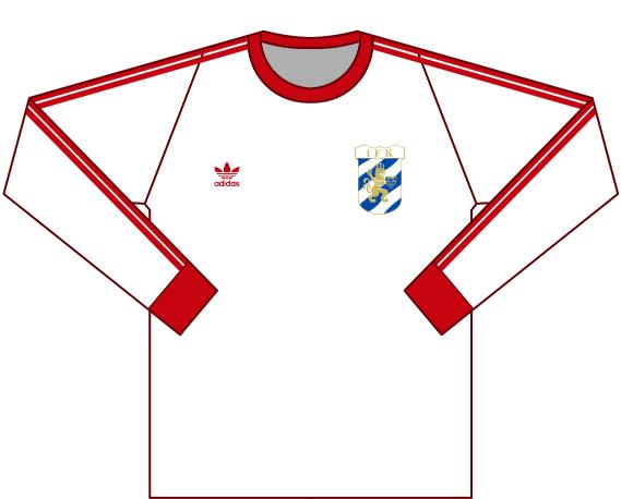 Third kit 1981