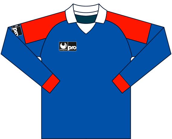 Målvaktströja 1982