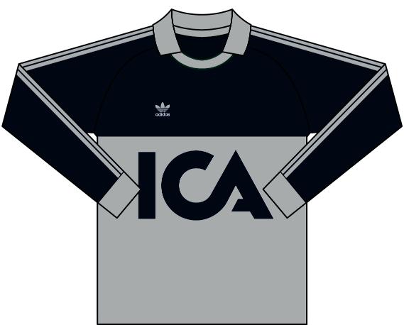 Alternativ målvaktströja 1982