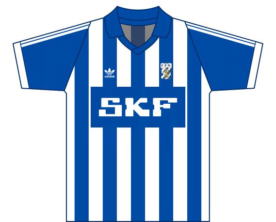 Alternative kit 1983