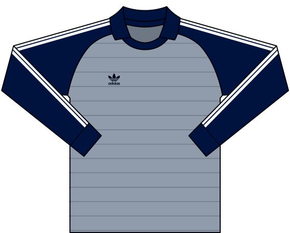 Alternativ målvaktströja 1983