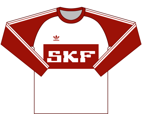 Third kit 1984