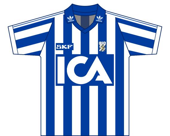 Home kit 1986