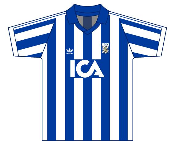 Alternative kit 1986