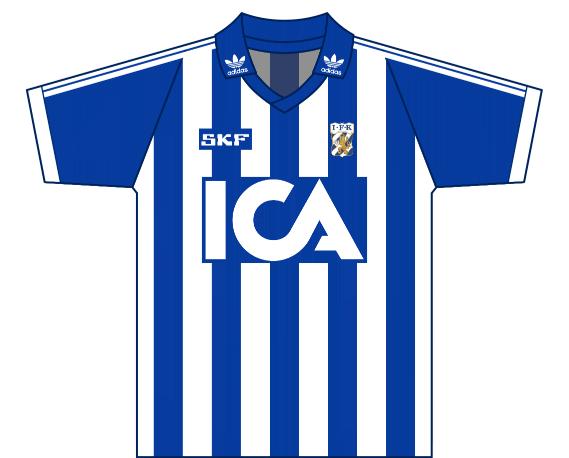 Home kit 1988