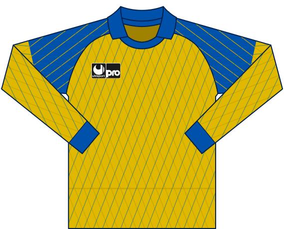 Alternativ målvaktströja 1988