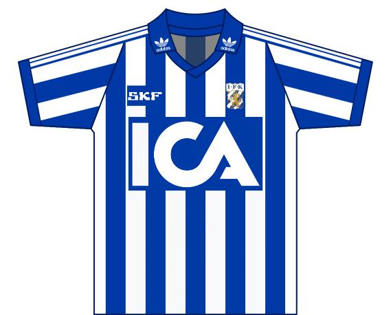 Home kit 1989