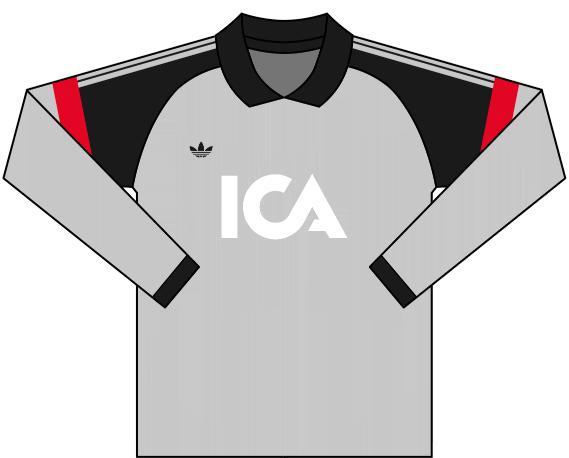 Alternativ målvaktströja 1989