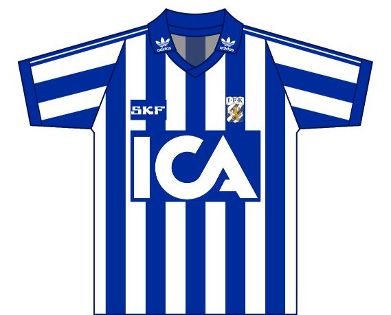 Home kit 1990