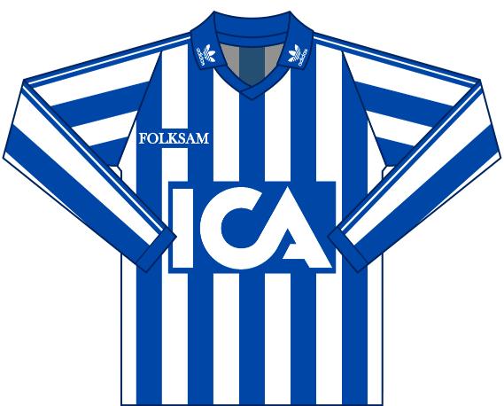 Hemmaställ 1991