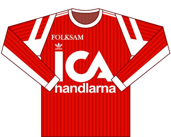 Bortaställ 1991
