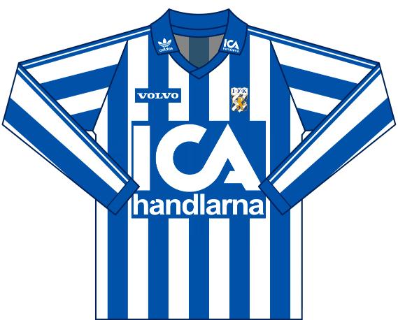 Hemmaställ 1992