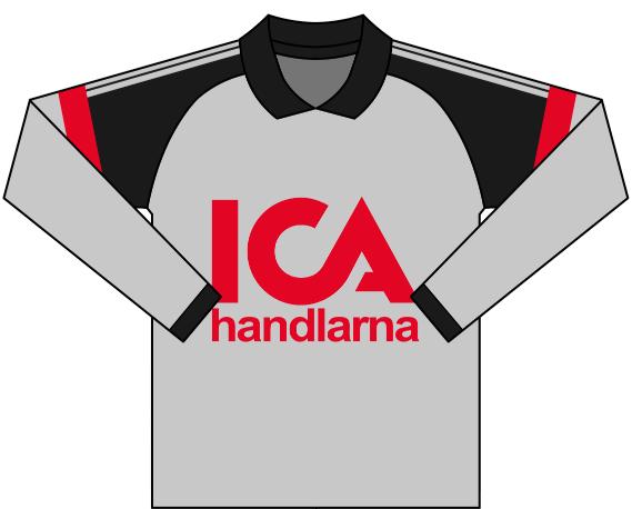 Alternativ målvaktströja 1993